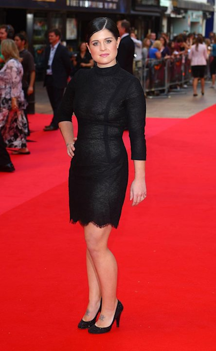 The Dark Knight UK Premiere 2008 Kelly Osbourne