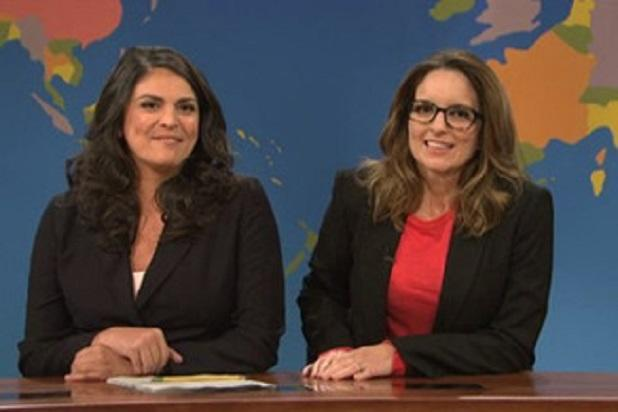 Tina Fey-Hosted 'Saturday Night Live' Grabs Best Premiere Ratings in 3 Years