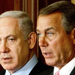 Boehner Makes Republicans 'Tools and Dupes' of Netanyahu's Election Campaign