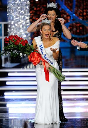 Miss America 2013: Miss New York Mallory Hagan Wins