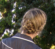 The big winner for 2012? Braids, in all shapes and sizes!
