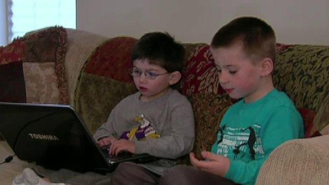 Researchers find screen addiction is taking toll on children