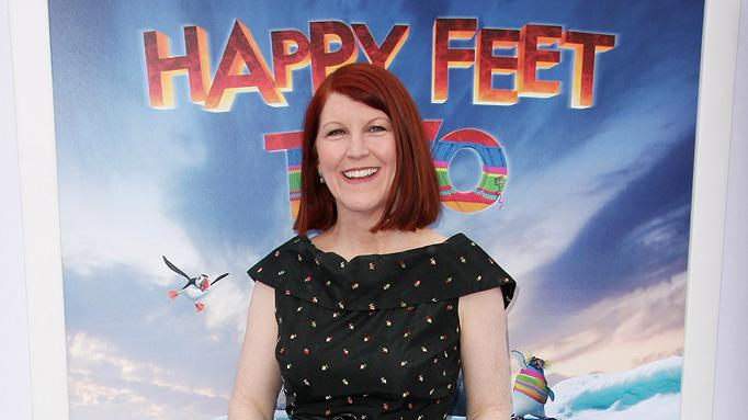 Happy Feet Two LA Premiere 2011 Kate Flannery