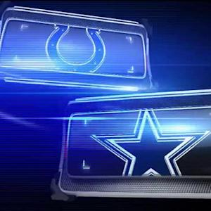 Playbook: Indianapolis Colts vs. Dallas Cowboys
