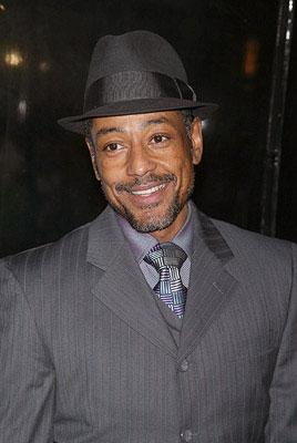 Giancarlo Esposito at the New York City premiere of DreamWorks Pictures' Sweeney Todd: The Demon Barber of Fleet Street