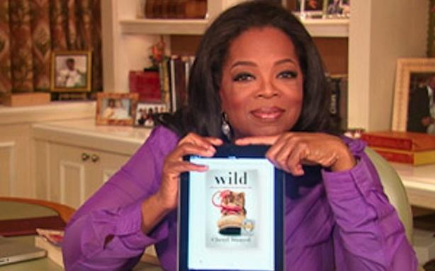 Oprah's New Book Club Is Different But the Same; Sex Is Better in E-Books
