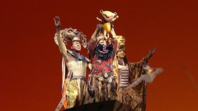 'Lion King' Cast Performs 'Circle of Life' on 'GMA'