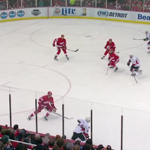 Mrazek keeps the Red Wings ahead