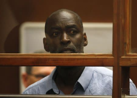 Actor Michael Jace of TV's 'The Shield' convicted of murdering wife
