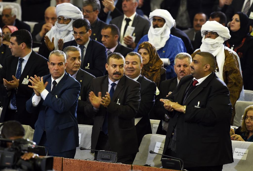 Algerian lawmakers adopt reforms, recognise Berber language