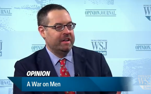 If There's a War on Men, Who's Winning Exactly?