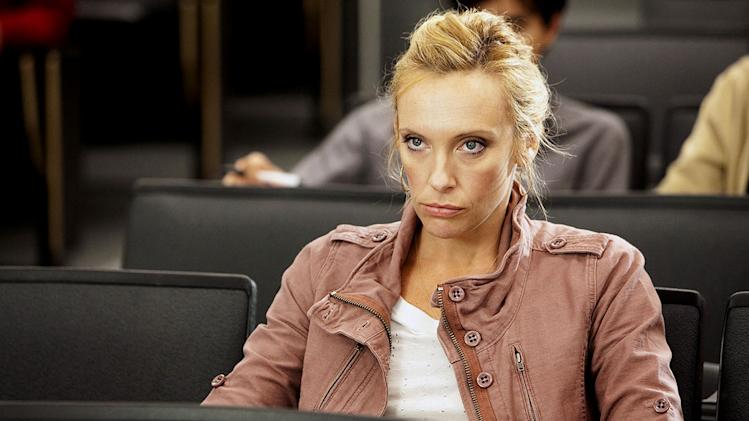 "Toni Collette as Tara in ""United States of Tara."""