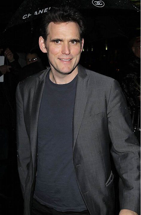 Matt Dillon Pre Oscar Dinner