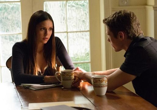 Vampire Diaries Recap: Going Down in Flames