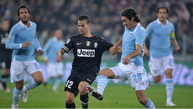 Serie A - Lazio grind out bore draw at Juventus