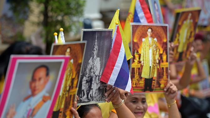 The 87-year-old King Bhumibol Adulyadej, who is perceived as a near-deity by many Thais, has been in Bangkok's Siriraj Hospital since being re-admitted in May