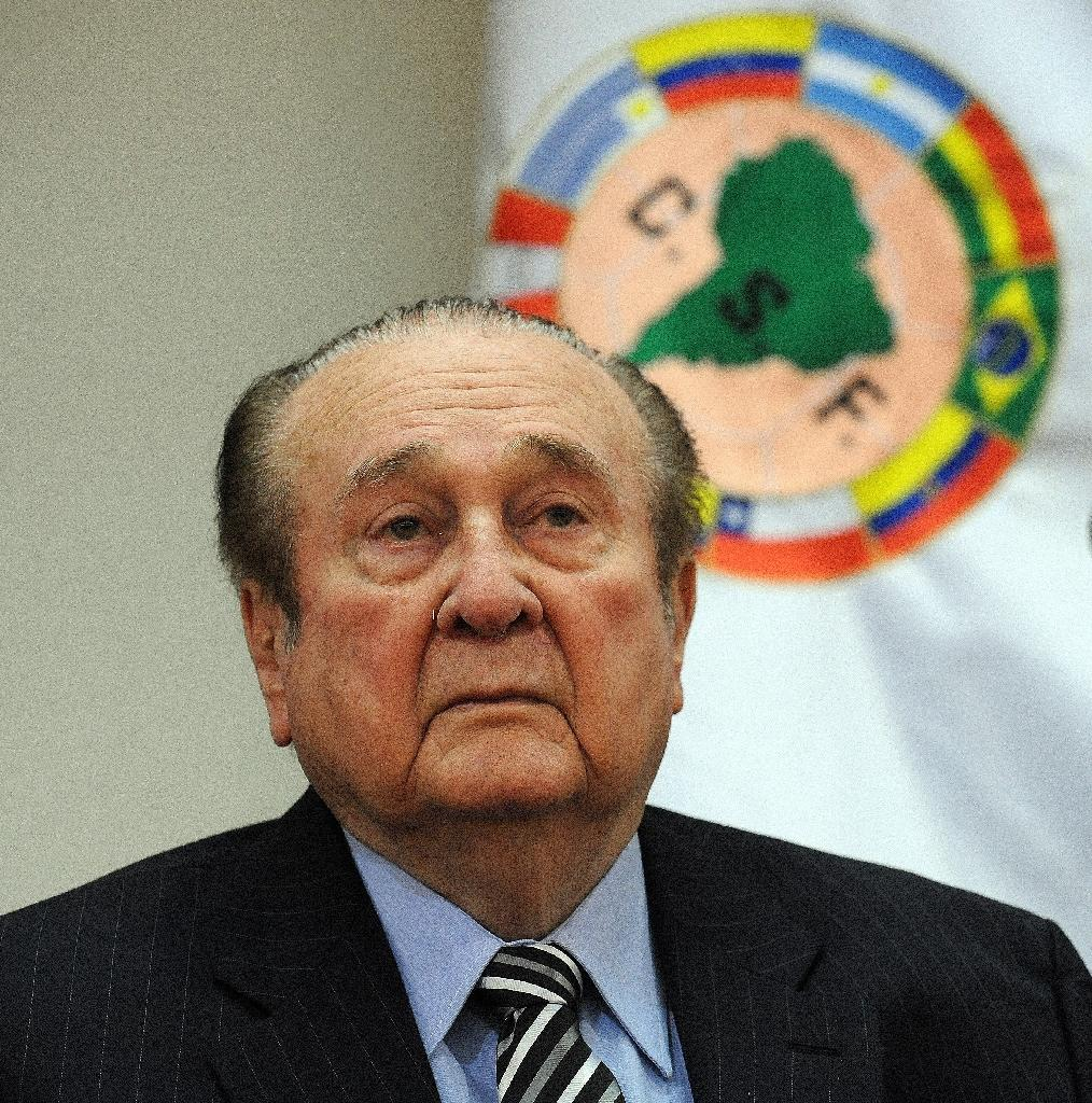 Former S.America federation boss ill amid US charges
