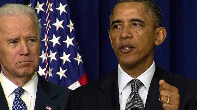 "Obama: ""I respect our strong tradition of gun ownership"""