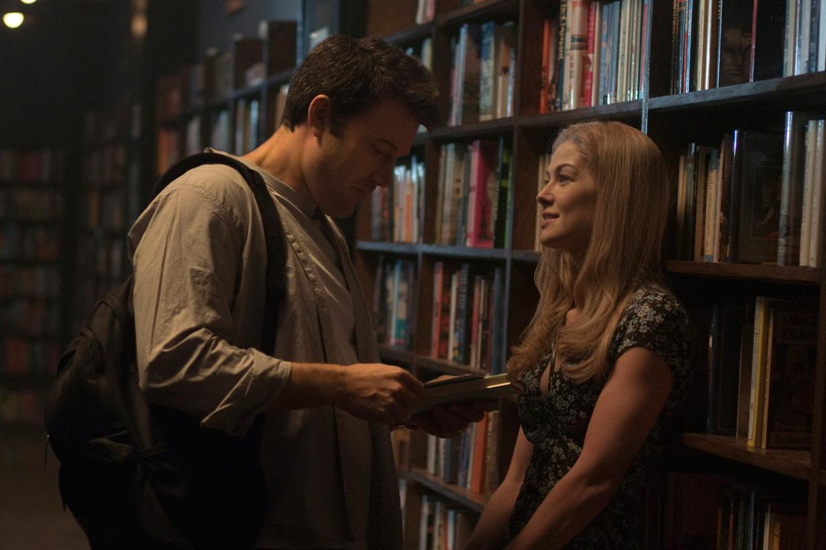 'Gone Girl' named the year's best film by Nevada Film Critics Society