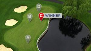 Golf fans choose 'C' in Pick the Hole balloting