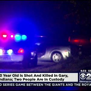 Gary Police Investigating Fatal Shooting Of 13-Year-Old
