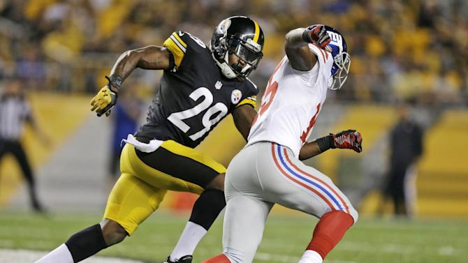 Steelers rookie Thomas to face former coach, Bills
