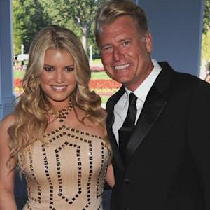 Will Jessica Simpson Wear Pink To Her Wedding?