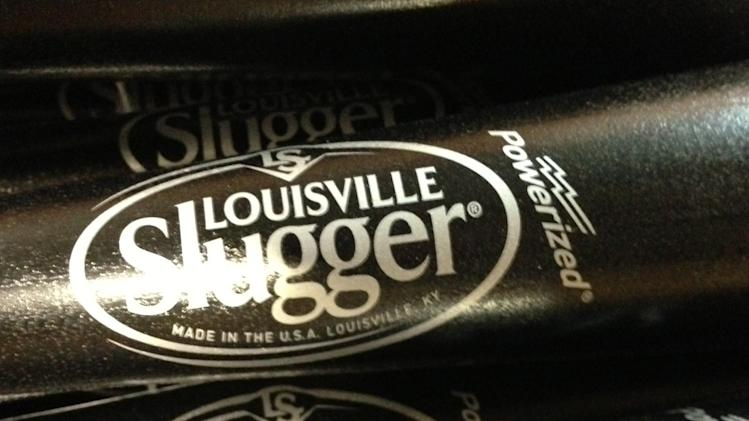 Louisville Slugger rolls out new logo, harder bats