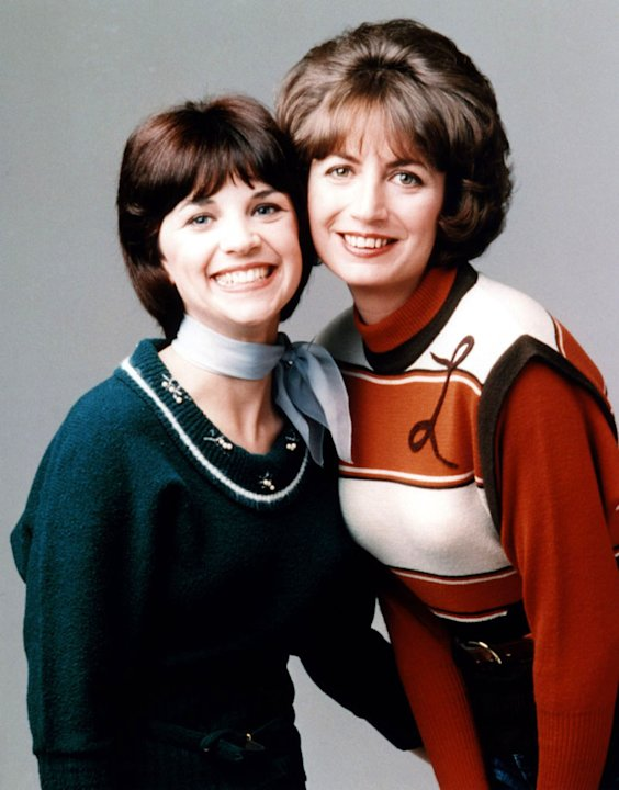 Laverne De Fazio and Shirley …