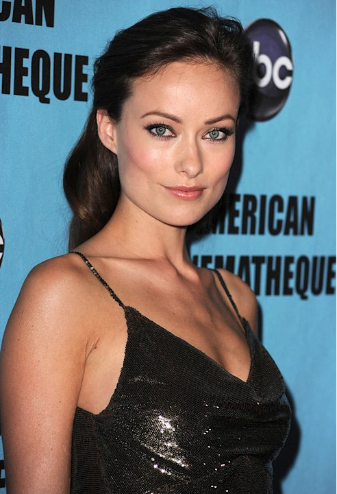 24th American Cinematheque Annual Gala 2010 Olivia Wilde
