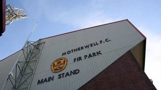 Motherwell's SPL clash with Dundee United at Fir Park has been postponed