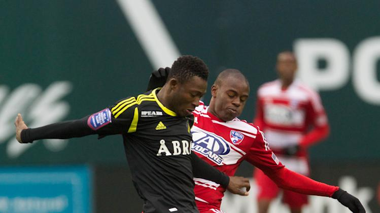 MLS: Preseason-AIK vs FC Dallas