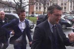 Video: Cabaye arrives for PSG medical