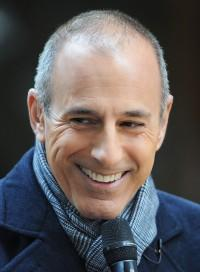 Matt Lauer To Host 'Going For Gold'