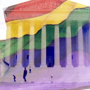 VIRGINIA'S SAME-SEX MARRIAGE BAN OVERTURNED