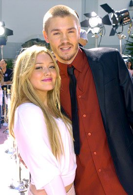 Premiere: Hilary Duff and Chad Michael Murray at the Hollywood premiere of Warner Brothers' A Cinderella Story - 7/10/2004