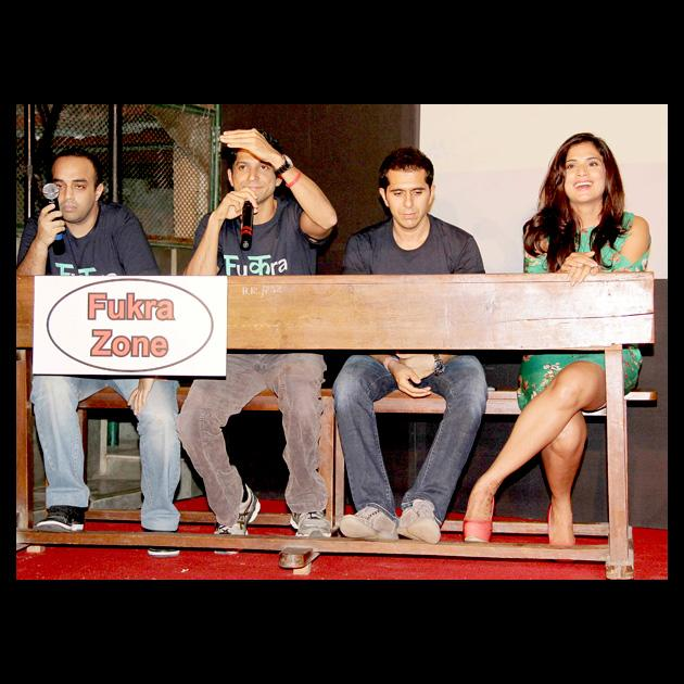 First look: Fukrey