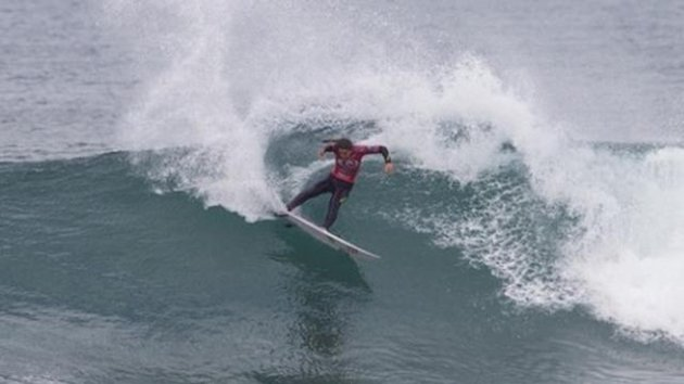 Tyler Wright (AUS), 18, current ASP WCT No. 1, into the Finals of the Rip Curl Women's Pro Bells Beach. (ASP)