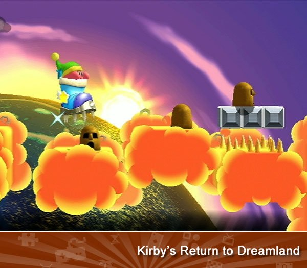 Kirbys Return to Dreamland