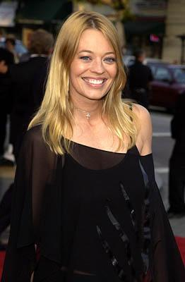 Jeri Ryan at the LA premiere of Paramount's The Sum of All Fears
