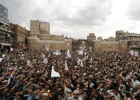 Saudi Arabia's coalition against Yemen's Houthis