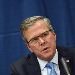 Jeb Bush Pressed Pension Officials On Behalf of Donor's Firm