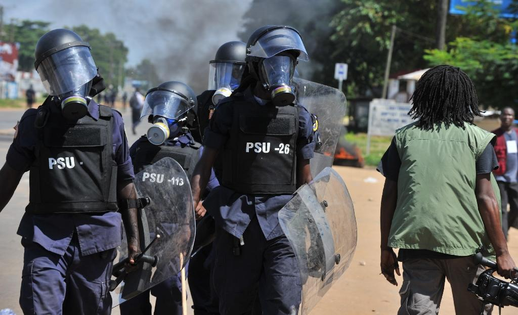Liberia union warns of rise in police attacks on journalists