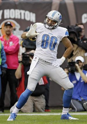 Fauria a hit with end zone dances