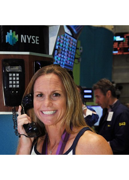 Christie Rampone, Captain, 2012 U.S. Women's Olympic Soccer Rings The NYSE Opening Bell Getty Images Getty Images Getty Images Getty Images Getty Images Getty Images Getty Images Getty Images Getty Im