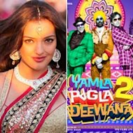 Kristina Akheeva Learns Hindi On 'Yamla Pagla Deewana 2' Sets