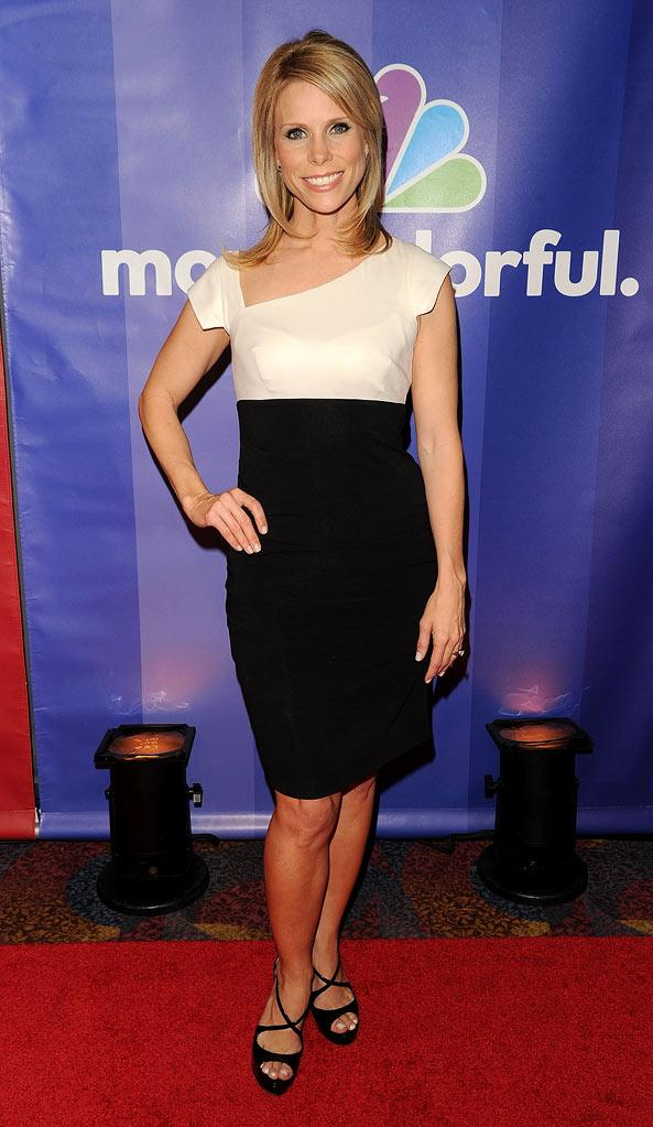 Cheryl Hines attends the 2010 NBC Upfront presentation at The Hilton Hotel on May 17, 2010 in New York City.