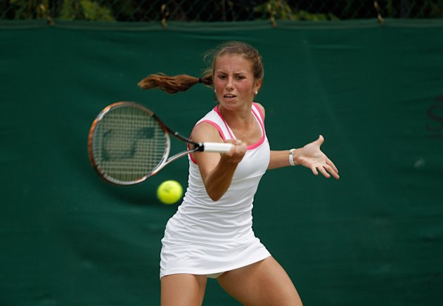 2012 Wimbledon Qualifying Session