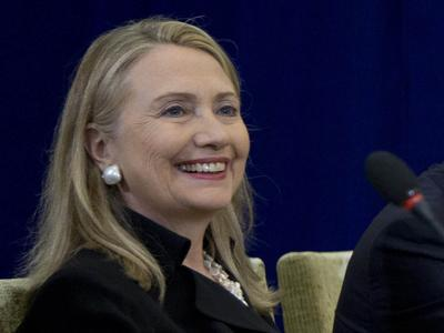 Secretary of State Clinton Going To Mideast