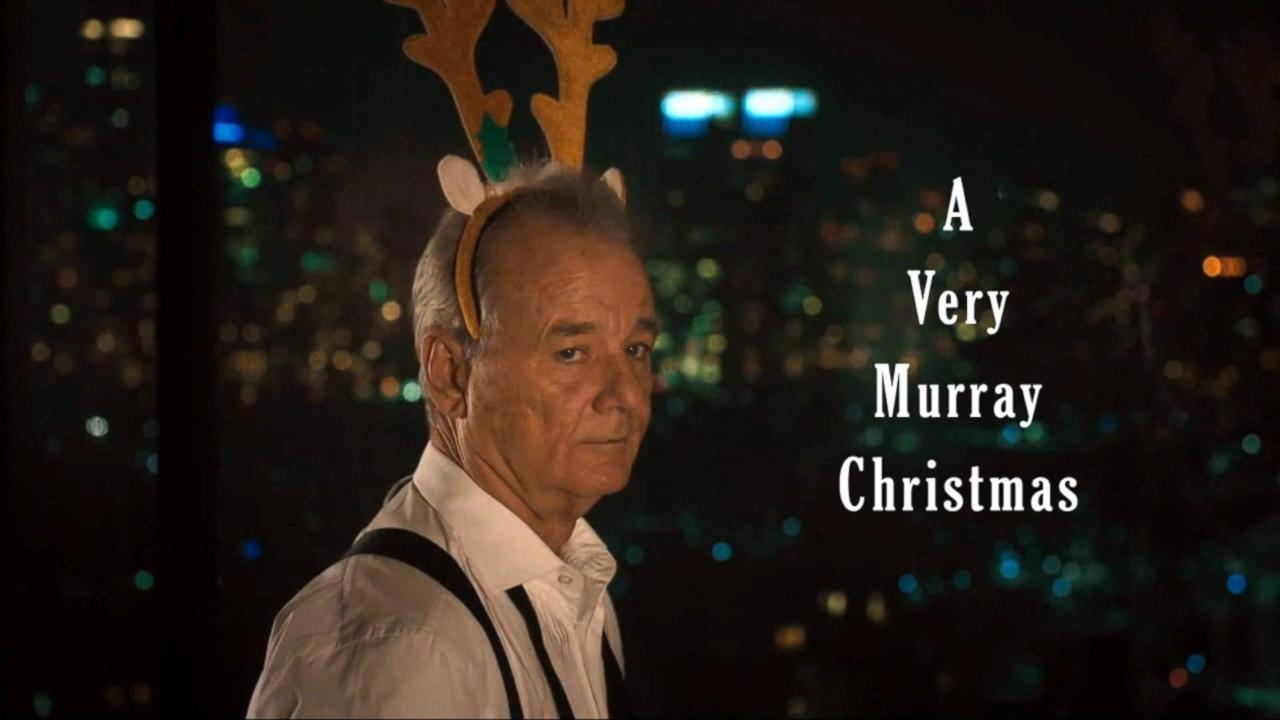 Netflix Announces Bill Murray-Hosted Christmas Special